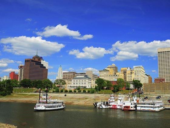 Padddleboats, Memphis