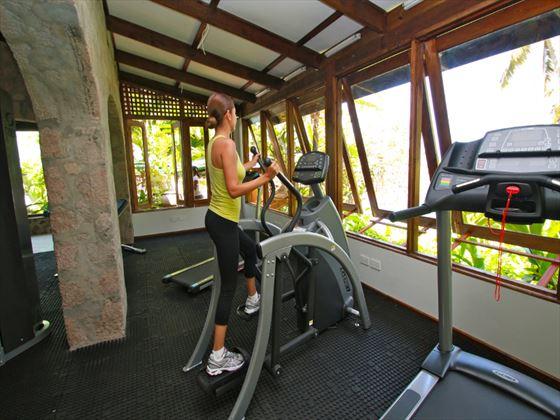 Stonefield Estate Villa Resort gym