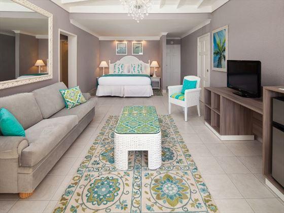 Oceanfront Deluxe Room