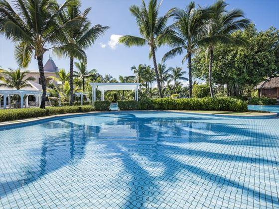 Main pool at Sugar Beach Resort & Spa