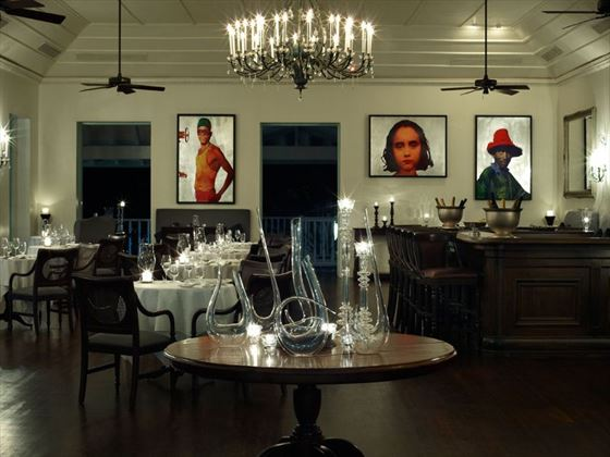 The Great Room restaurant