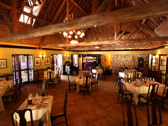 Sugar Mill restaurant at Half Moon