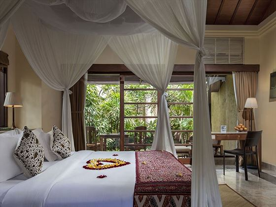 Suite Room, Komaneka Monkey Forest, Ubud
