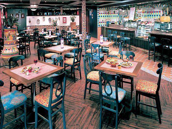 Norwegian Sun, Las Ramblas Tapas Bar