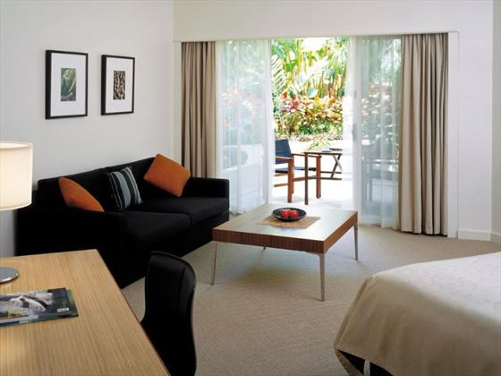 Superior Room at Shangri-La Cairns