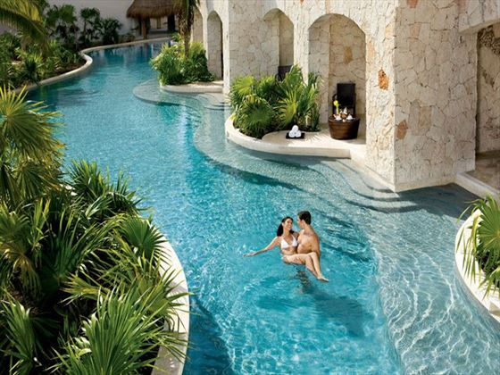 Swim-Out Suites at Secrets Maroma Beach Rivier Cancun