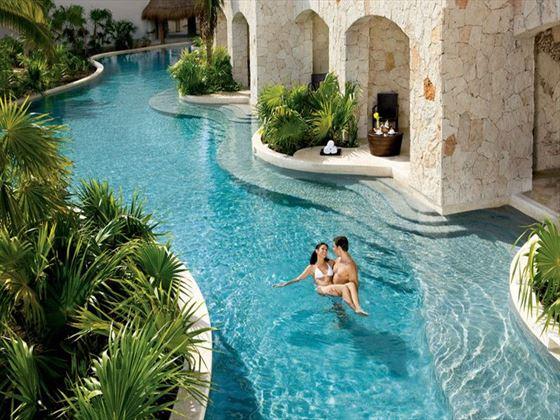 Swim-Out Suites at Secrets Maroma Beach Rivier Cancun