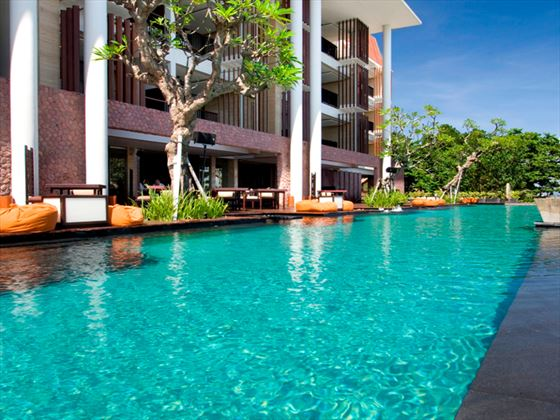 Swimming pool at Anantara Seminyak