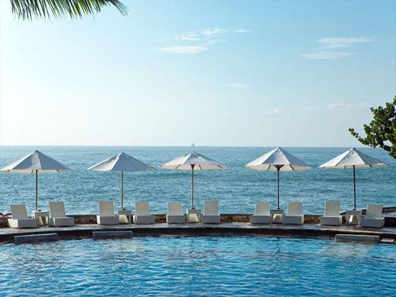 Swimming pool at Hilton Bali Resort
