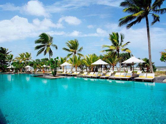 Swimming pool at Centara Ceysands Resort & Spa