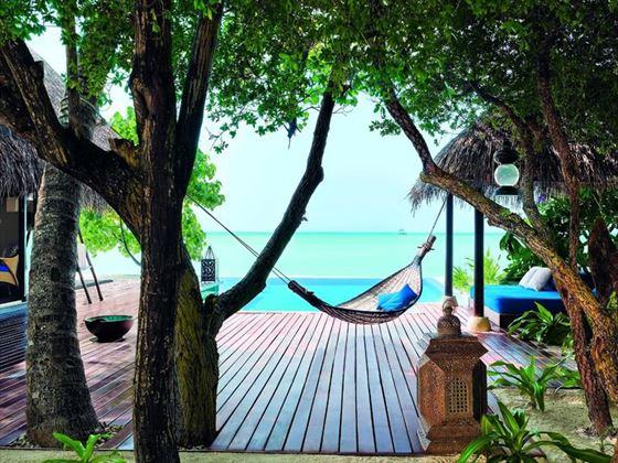 Deluxe Lagoon Villas at Taj Exotica Resort & Spa