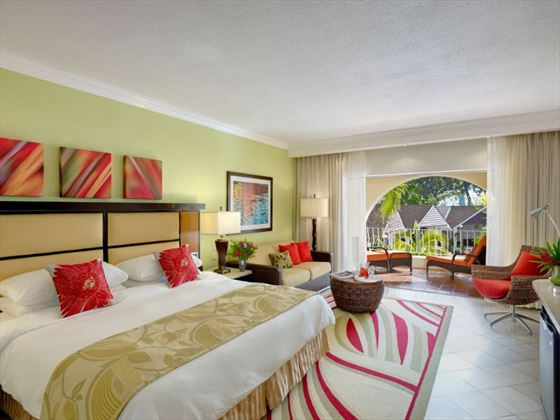 Tamarind by Elegant Hotels Garden View Junior Suite