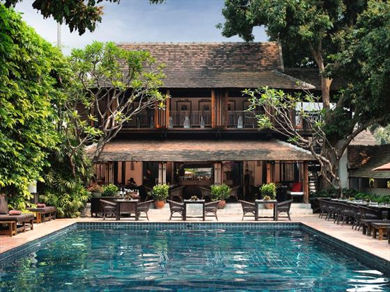 Tamarind Village Chiang Mai pool