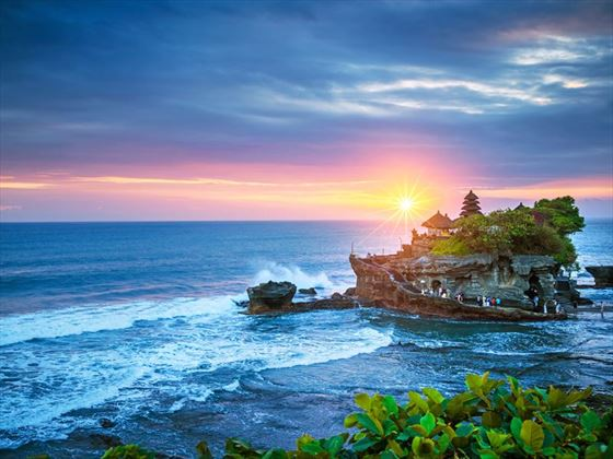 Tanah Lot Water Temple, Bali