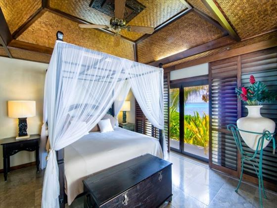 Te Manava Luxury Villas & Spa Ultimate Beachfront Villa