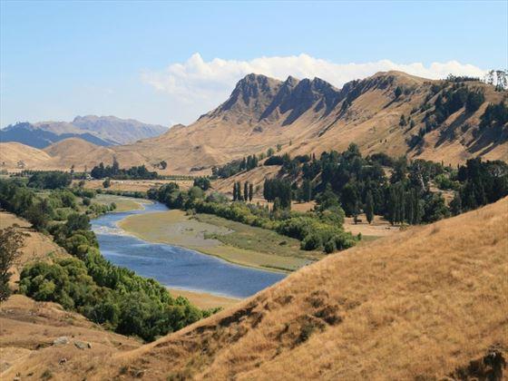 Te Mata Peak range