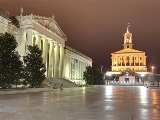 Tennessee State Capitol, Nashville