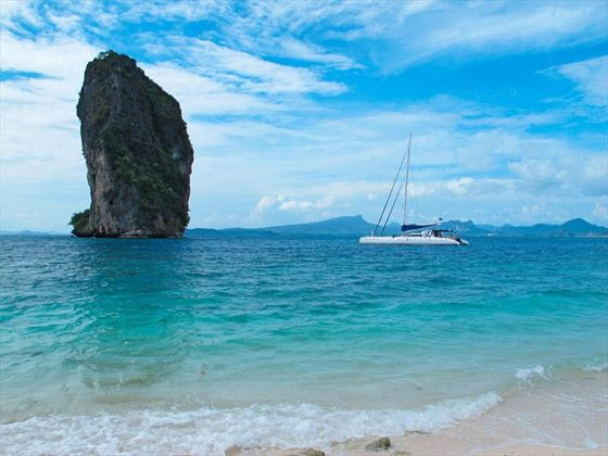 Thailand Sailing - cruising the Andaman Sea