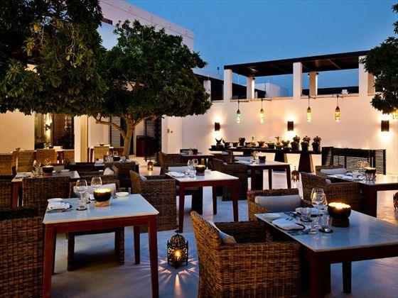 The Arabian Courtyard