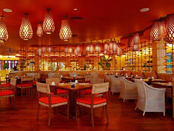 The Cove restaurant at Centara Grand Beach Resort Phuket