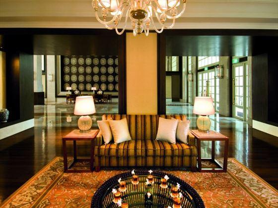 The Danna Langkawi lounge area
