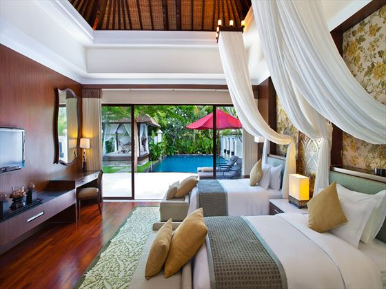 The Laguna Resort & Spa Hotel Pool Villa bedroom