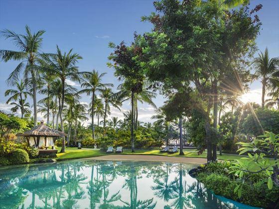 The lagoons at The Laguna Resort & Spa