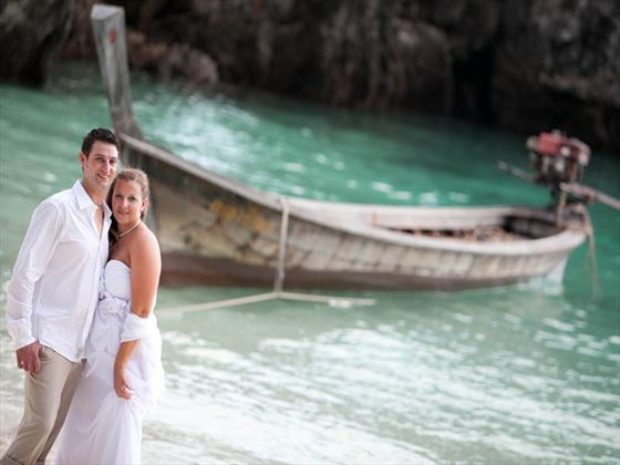 Weddings in paradise at The Paradise Koh Yao