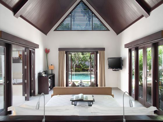 The Samaya Ubud Pool View Room