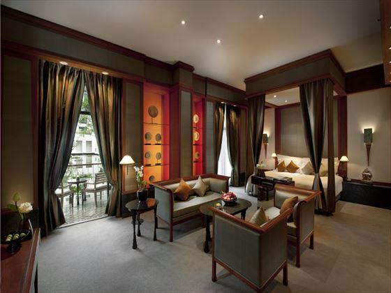 The Sukhothai Bangkok Garden Suite
