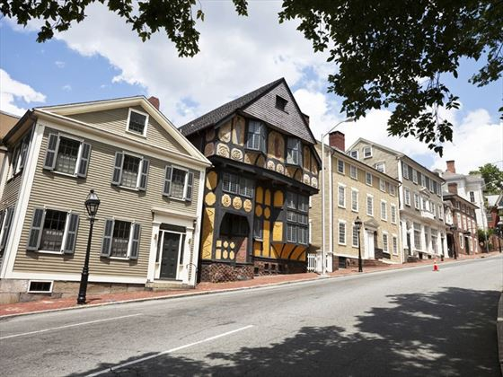 Thomas Street in Providence