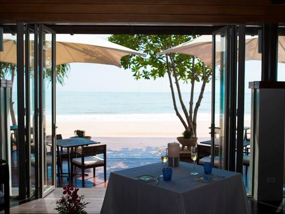 Tides Restaurant View