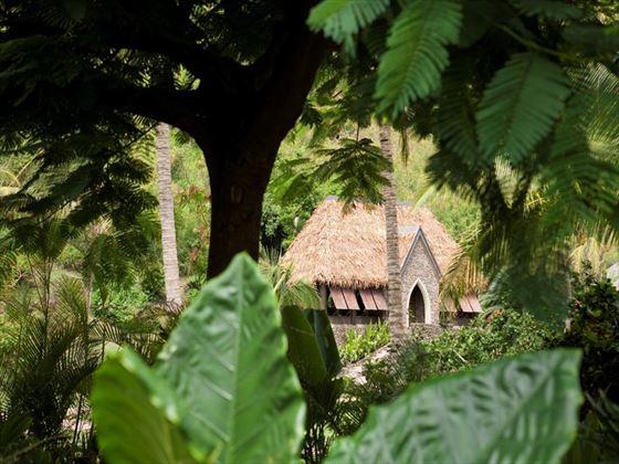 The Tokoriki wedding chapel