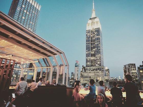 Top of the Strand, Midtown Manhattan