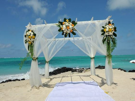 The best wedding location on IlotMangenie