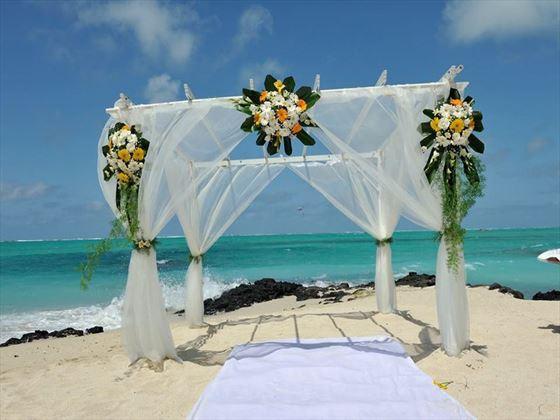 The best wedding location on IlotMangenie