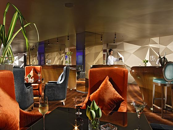 Tower club lounge at Tower Club at lebua