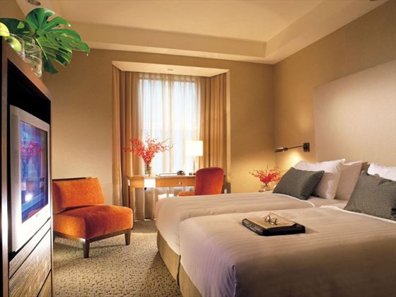 Traders Hotel Singapore by Shangri-La Superior Room