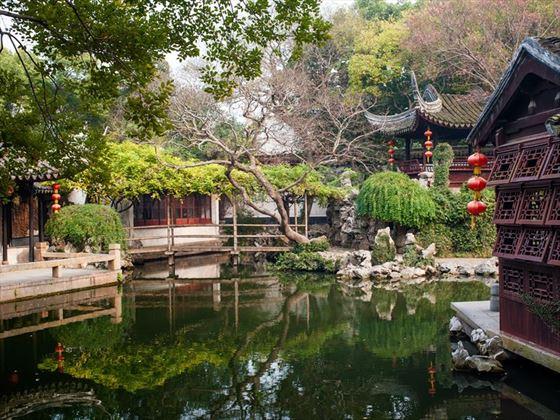 Tuisi Garden, Tongli of Suzhou
