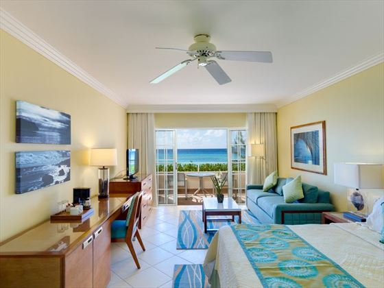 Turtle Beach by Elegant Hotels Ocean View Room