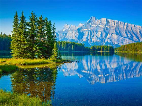Two Jack Lake, Banff National Park