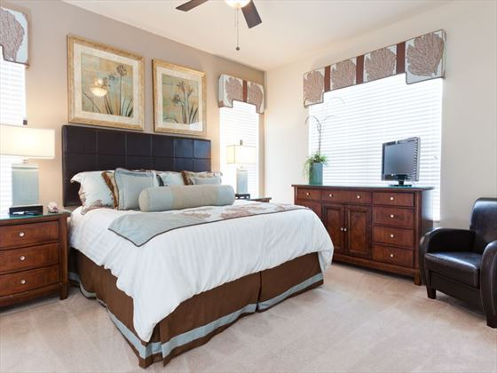Typical Disney Area Platinum bedroom