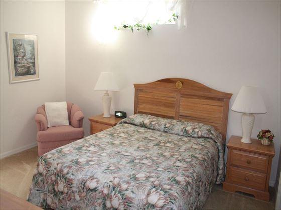 Typical Disney Area Standard Bedroom