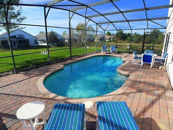 Typical High Grove Pool
