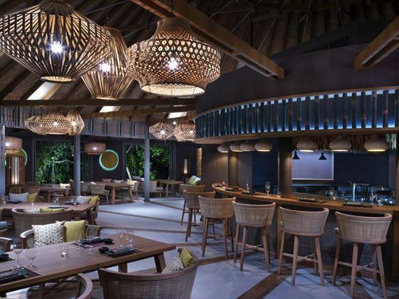 Vakkaru Maldives, Onu Restaurant