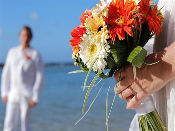 Weddings at Veranda Pointe Aux Biches