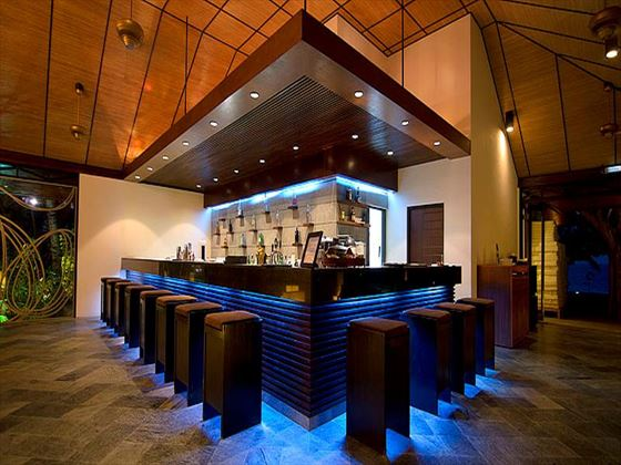Vibes bar at Lily Beach Resort & Spa