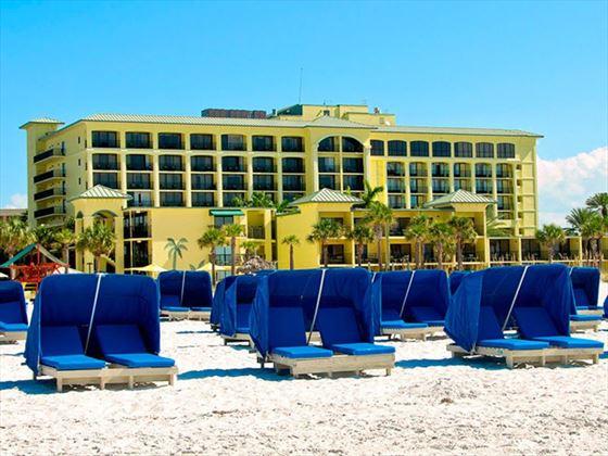 Sirata Beach Resort exterior