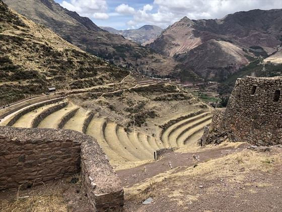 Views over the Sacred Valley