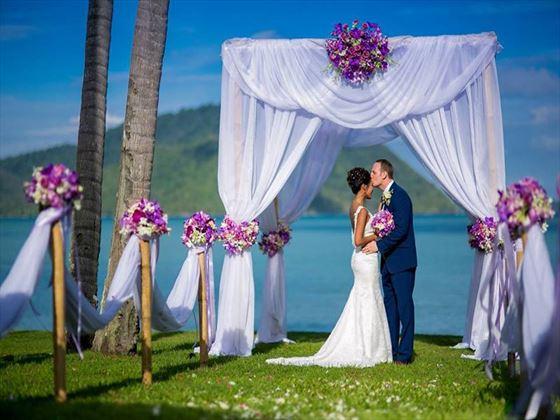 The Vijitt Resort wedding
